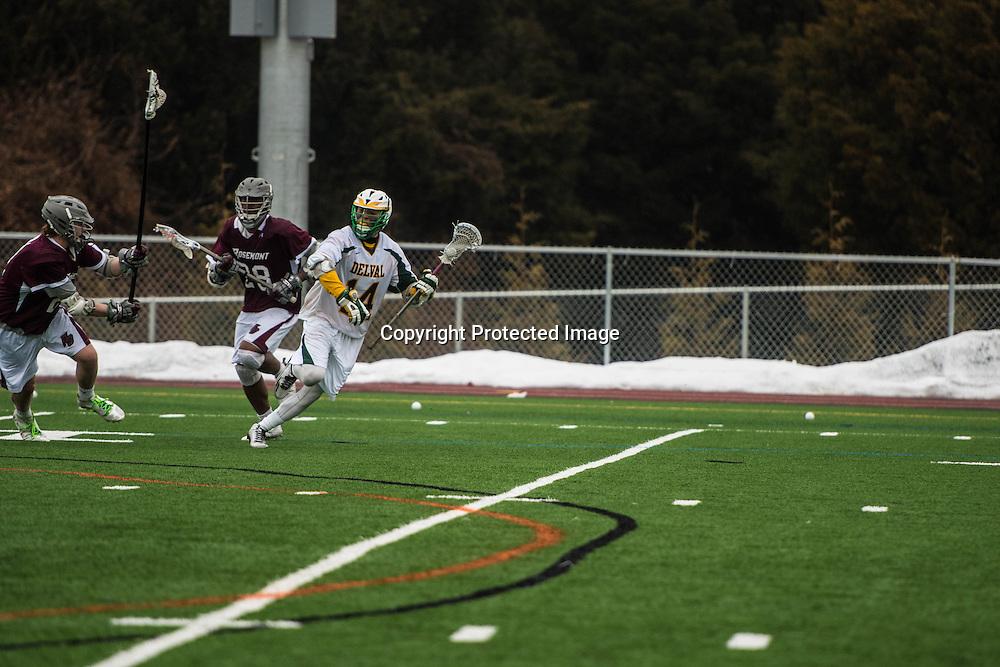 Delaware Valley College Men's Lacrosse<br /> 2015 Inaugural Season