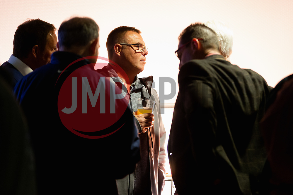 Richard Latham launches his new Bristol City book 'Wembley Wonders' at Ashton Gate Stadium - Rogan/JMP - 01/11/2018 - SPORT - Ashton Gate Stadium - Bristol, England.