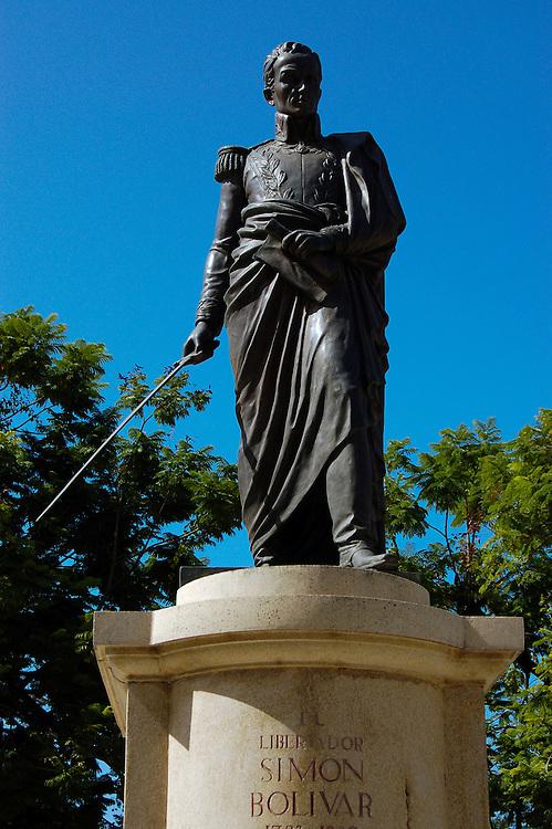 Plaza Bolivar de Guiria, Estado Sucre - Venezuela.Photography by Aaron Sosa.Venezuela 2007.(Copyright © Aaron Sosa)