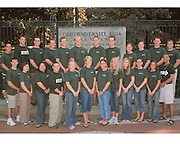 Tour Guides Group photo : Scan from slide