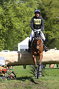 Oliver Townsend on Ulises during the International Horse Trials at Chatsworth, Bakewell, United Kingdom on 13 May 2018. Picture by George Franks.
