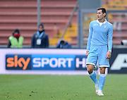 Udine, 15 febbraio 2015<br /> Serie A 2014/15. 23^ giornata.<br /> Stadio Friuli.<br /> Udinese vs Lazio<br /> Nella foto: l'attaccante della Lazio Miroslav Klose.<br /> © foto di Simone Ferraro