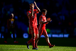 Daniel James of Wales after the final whistle of the match - Mandatory by-line: Ryan Hiscott/JMP - 24/03/2019 - FOOTBALL - Cardiff City Stadium - Cardiff, United Kingdom - Wales v Slovakia - UEFA EURO 2020 Qualifier