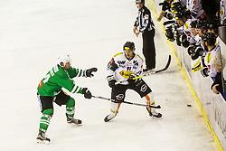 Grabher Meier Martin of Dornbirn Buldogs during ice-hockey match between HDD Olimpija Ljubljana and Dornbirn Buldogs in EBEL League 2016/17, on February 4th, 2017 in Hala Tivoli, Ljubljana, Slovenia. Photo by Grega Valancic / Sportida