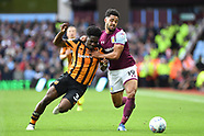 Aston Villa v Hull City 05/08/2017