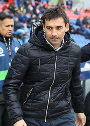 December 15, 2018 - Getafe, Madrid, Spain - Garitano, coach of Real Sociedad in action during La Liga Spanish championship, , football match between Getafe and Real Sociedad, December 15, in Coliseum Alfonso Perez in Getafe, Madrid, Spain. (Credit Image: © AFP7 via ZUMA Wire)