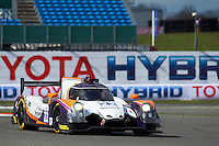 Vincent Capillaire (FRA) / Jonathan Coleman (GBR) / Olivier Lombard (FRA)  #22 SO24! By Lombard Racing, Ligier JS P2, Judd HK 3.6 L V8, during the Race  as part of the ELMS 4 Hours of Silverstone 2016 at Silverstone, Towcester, Northamptonshire, United Kingdom. April 16 2016. World Copyright Peter Taylor. Copy of publication required for printed pictures.