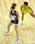 Adine Wilson (NZ)<br /> Netball - Australia vs New Zealand<br /> 2007 International Test Series<br /> Vodafone Arena, Melbourne Australia<br /> Saturday 21 July 2007<br /> © Sport the library / Jeff Crow