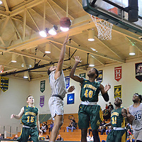 Men's Basketball: Methodist University Monarchs vs. Piedmont College Lions