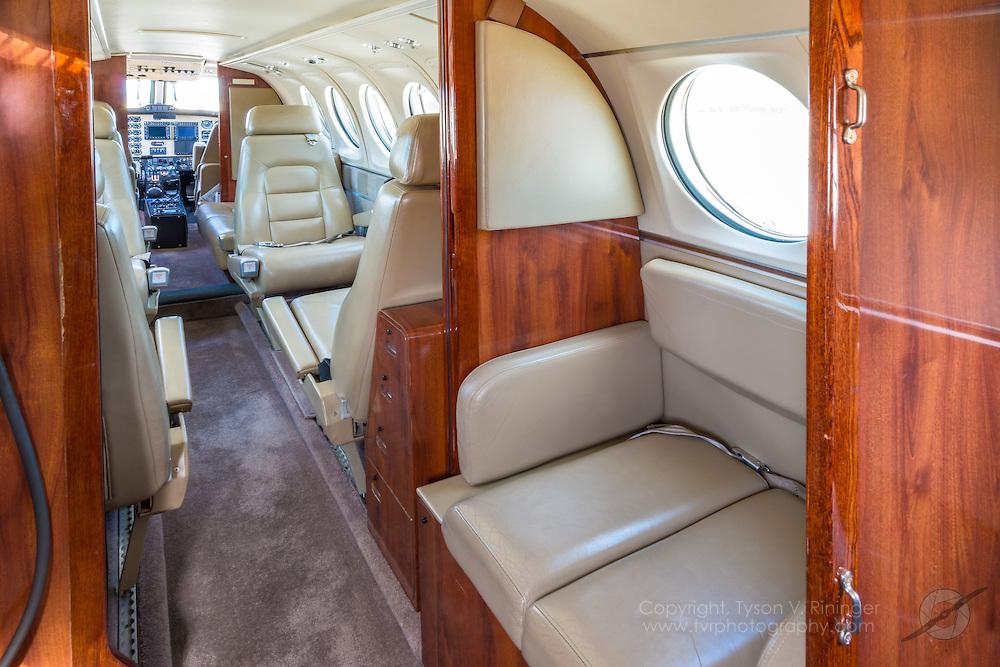 Beechcraft, King Air 200, N131TC