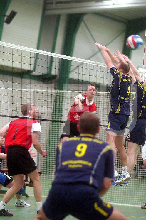061202,slagharen,nederland<br /> volleybalwedstrijd side out tegen dac,<br /> fotografiefrankuijlenbroek&copy;2006sanderuijlenbroek