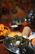 Indian ethnic food