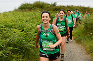 Northumberland Macmillan Mighty Hike fundraiser - shot for Macmillan Cancer Support