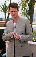 Actor Matt Smith at the photo call for the film Lost River at the 67th Cannes Film Festival, Tuesday 20th May 2014, Cannes, France.