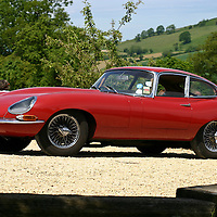 1961-68 Jaguar E-Type Series 1, Prescott Hillclimb June 2006