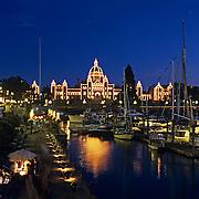 Victoria. British Columbia, Canada.