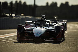 October 17, 2018 - Valencia, Spain - 64 D'AMBROSIO Jerome (bel), MAHINDRA RACING Team during the Formula E official pre-season test at Circuit Ricardo Tormo in Valencia on October 16, 17, 18 and 19, 2018. (Credit Image: © Xavier Bonilla/NurPhoto via ZUMA Press)