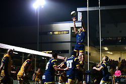 Worcester Warriors win the line out - Mandatory by-line: Dougie Allward/JMP - 04/11/2016 - RUGBY - Sixways Stadium - Worcester, England - Worcester Warriors v Bristol Rugby - Anglo Welsh Cup