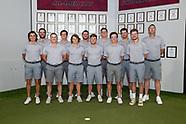 OC Men's Golf Team and Individuals - 2017-2018 Season