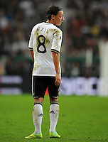 FUSSBALL  INTERNATIONAL  EM 2012  QUALIFIKATION  Deutschland - Belgien                              11.10.2011 Mesut OEZIL (Deutschland)