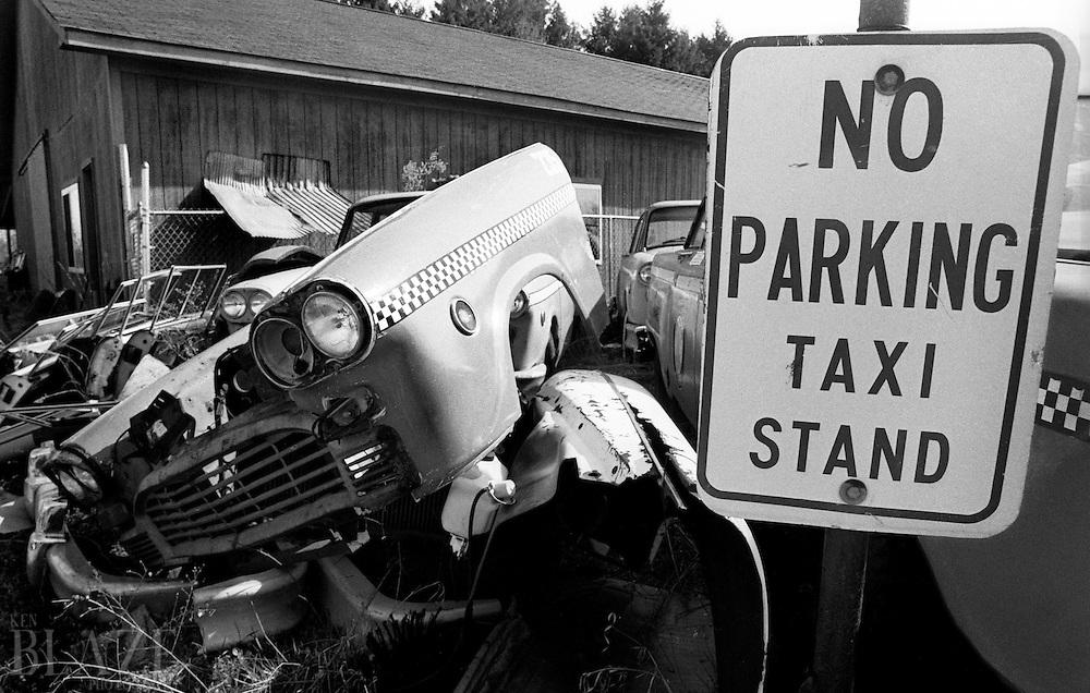 Dead taxis