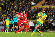 Norwich City v Crawley Town 26/08/2014