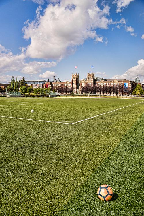 Soccer Field @ Southern Alberta Institute of Technology (SAIT)