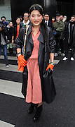 04.MARCH.2012. PARIS<br /> <br /> SIRIWANWAREE NAREERAT ARRIVING FOR HERMES FASHION SHOW READY TO WEAR FALL WINTER 2012/2013<br /> PARIS, FRANCE<br /> <br /> BYLINE: EDBIMAGEARCHIVE.COM<br /> <br /> *THIS IMAGE IS STRICTLY FOR UK NEWSPAPERS AND MAGAZINES ONLY*<br /> *FOR WORLD WIDE SALES AND WEB USE PLEASE CONTACT EDBIMAGEARCHIVE - 0208 954 5968*