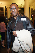 Jamel Shabazz at The Opening for Deb Willis' new book ' Posen Beauty ' held at NYU Tisch School of the Arts on October 8, 2009 in New york City..
