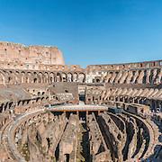 Panorama Coliseum (Format 3 x 1)