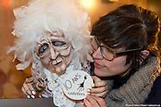 10e festival de Casteliers, Marionnettes pour adultes et enfants -  Théâtre d'Outremont / Montréal / Canada / 2015-01-12, © Photo Marc Gibert / adecom.ca