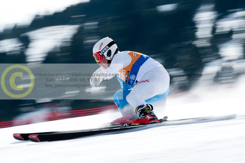 VETROV Alexander, RUS, Super Combined, 2013 IPC Alpine Skiing World Championships, La Molina, Spain