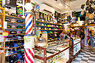 Alice in Hulaland, a souvenir and gift shop in Paia, Maui, Hawaii, USA