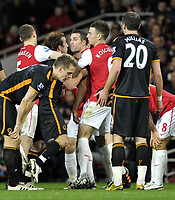 Barclays Premier League  Arsenal v Wolves<br />