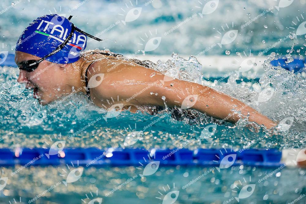 QUAGLIERI Tania<br /> Team Italy<br /> 100m Butterfly - Junior Girls<br /> Energy Standard Cup 2016<br /> Ge.Tur Complex - Lignano Sabbiadoro (UD)<br /> 30 Aprile-1 May 2016<br /> Photo A.Masini/Deepbluemedia