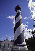 St. Augustine Lighthouse, St. Augustine, Florida, USA<br />