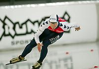 Skøyter, 9-10. november 2002. Verdenscupåpning, Vikingskipet, Mark Tuitert, Nederland.