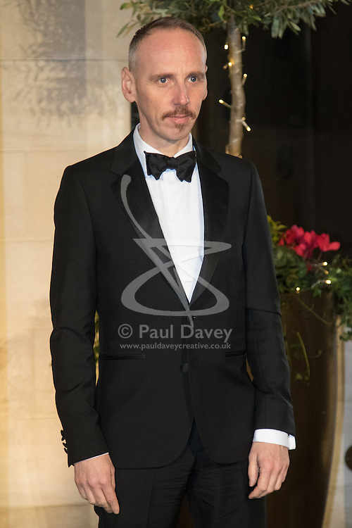 Photo Must Be Credited ©Alpha Press<br /> Ewan Bremner arrives at the EE British Academy Film Awards after party dinner at the Grosvenor House Hotel in London.