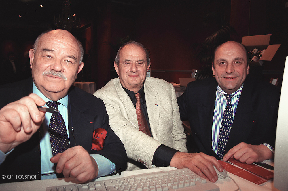 Pierre Troisgros, Paul Bocuse and Bernard Loiseau, Most Famous French Cuisine Chefs