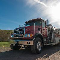 Back Mountain Regional Fire/EMS vehicle