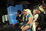 23 May 2011-New York, NY- Audience members at BET's 106th & Park taping as Lady Gaga's promotes her new album ' Born This Way ' held at BET Studios on May 23, 2011 in New York City. Photo Credit: Terrence Jennings