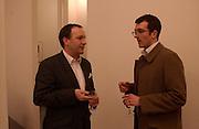 Simon Lee, ( left) Donald Judd. SprŸth Magers Lee, 12 Berkeley Street, W1 © Copyright Photograph by Dafydd Jones 66 Stockwell Park Rd. London SW9 0DA Tel 020 7733 0108 www.dafjones.com