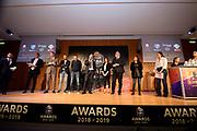 \<br /> LBA AWORDS 2018/19<br /> Basket Serie A LBA 2018/2019<br /> Premiazioni Sala Buzzati - Rcs<br /> Milano 13 May 2019<br /> Foto Mattia Ozbot / Ciamillo-Castoria