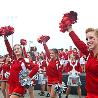 Wisconsin Badgers Rose Bowl Pep Rally 2011