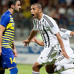 20140724: SLO, Football - UEFA Europa League, FC Luka Koper vs Neftchi Baku PFC