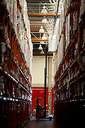 Varginha_MG, Brasil...Area de estoque de fabrica  de reatores em Varginha, Minas Gerais..Stockage area in reactors factory in Varginha, Minas Gerais..Foto: LEO DRUMOND / NITRO