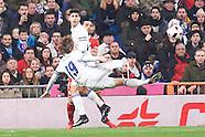 010417 Real Madrid v Sevilla Round 8 - Copa del Rey