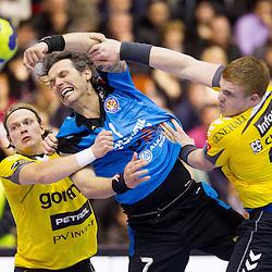 20130209: SLO, Handball - EHF Champions League, RK Gorenje Velenje vs RK Metalurg Skopje