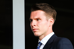 Wigan Athletic Chairman David Sharpe - Mandatory by-line: Robbie Stephenson/JMP - 21/04/2018 - FOOTBALL - Highbury Stadium - Fleetwood, England - Fleetwood Town v Wigan Athletic - Sky Bet League One