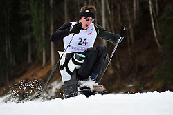 PRICE Bryan, USA at the 2014 IPC Nordic Skiing World Cup Finals - Long Distance